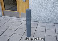 Malus Ariane pollare offentlig miljö utomhus utomhusmiljö